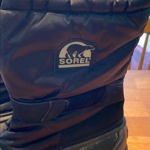 💚 SOREL Snow Boots w/ Removable Liner Size 9